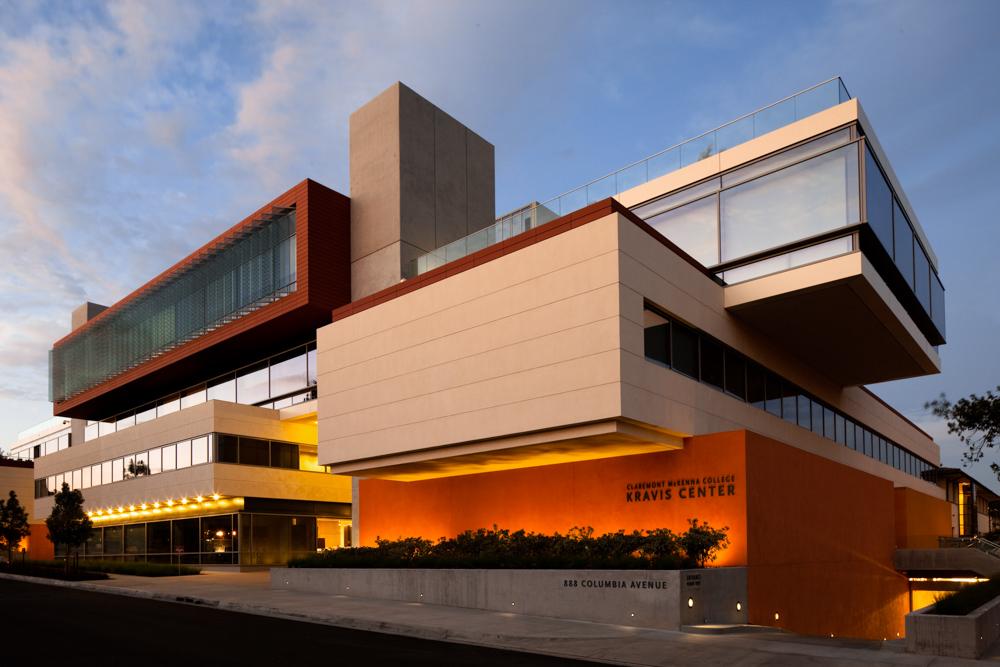 Bernards » Claremont McKenna Kravis Center