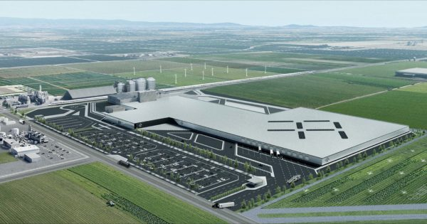 Bernards  Los Angeles-Based Bernards Chosen to Build Electric Vehicle Factory in Central California image